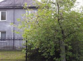 Skubiai ir pigiai parduodamas namas netoli centro