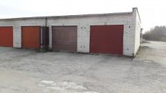 Mūrinis garažas su apžiūros duobe, Panevėžys